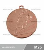 Медаль M25 бронза