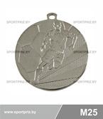 Медаль M25 серебро