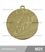 Медаль M25 золото