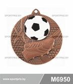 Медаль M6950 бронза