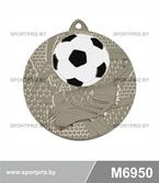Медаль M6950 серебро