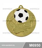 Медаль M6950 золото