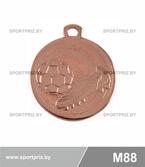 Медаль M88 бронза