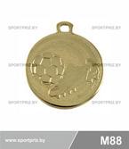 Медаль M88 золото