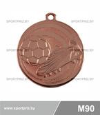 Медаль M90 бронза