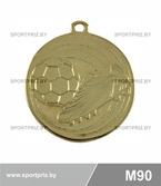 Медаль M90 золото