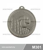Медаль M301 серебро