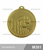 Медаль M301 золото