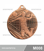 Медаль M008 бронза