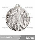 Медаль M008 серебро