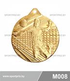 Медаль M008 золото