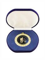 подарочная медаль в футляре