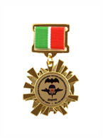 медаль сувенирная на колодке