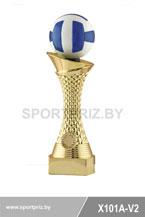 Приз золотой волейбол X101A-V2