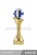 Приз золотой волейбол X101C-V2