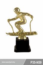 приз горнолыжный спорт P35-N59