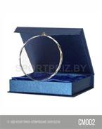 медаль стеклянная CM002