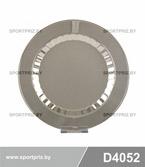 Сувенирная тарелка под гравировку D4052