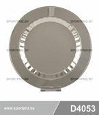 Металлическая сувенирная тарелка под гравировку D4053