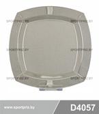 Наградная квадратная тарелка для фото D4057