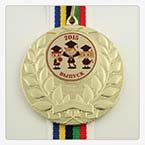 Медаль 5 см. на стандартной ленте